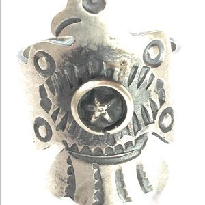 Jewelry - Chimney Butte Sterling Silver Thunderbird Ring